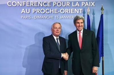 Israël et Palestine : la conférence de Paris appelle à une solution à deux Etats et à la négociation