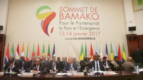 Ouverture du 27ème sommet Afrique-France : l'Algérie rappelle son attachement au retour de la stabilité dans les pays voisins.