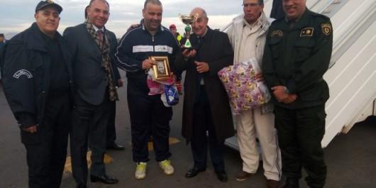 En présence du wali d'Oran: La Radieuse rend hommage au ministre Tebboune
