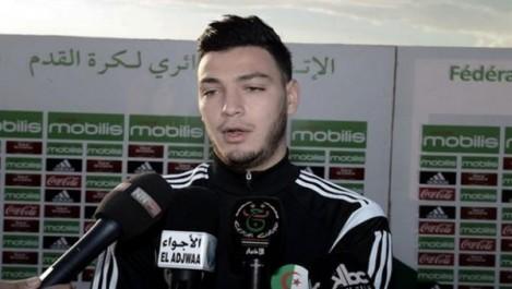 Algérie (Gr.B): «Rien n'est perdu «
