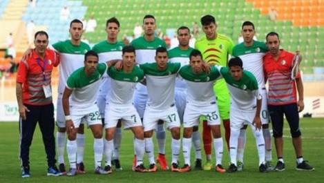 Mondial militaire 2017 de football (1er tour) l'Algérie seule équipe à avoir gagné ses trois matchs
