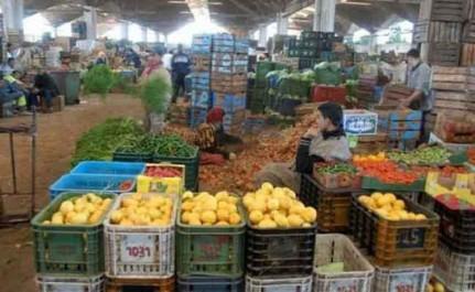 Bouira: Les fruits et légumes s'envolent