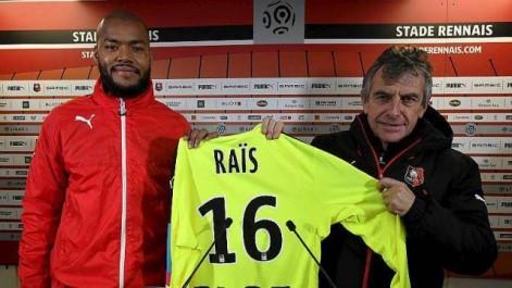 Stade Rennais.Raïs M'Bolhi : « L'Algérie m'a tout donné »
