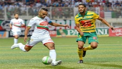 Coupe d'Algérie : MC Alger-JS Kabylie, tête d'affiche des quarts de finale