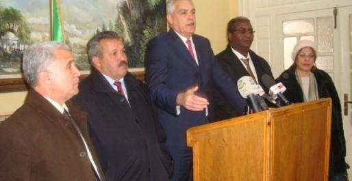 TalaÏ à Tissemsilt: Visite de travail et d'inspection dans la wilaya