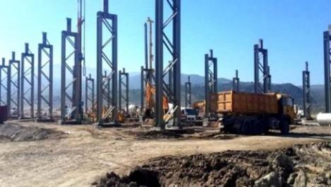 Le complexe sidérurgique de Bellara, l'autre poumon économique du pays