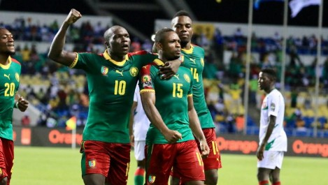 CAN 2017: le Cameroun s'impose aux forceps