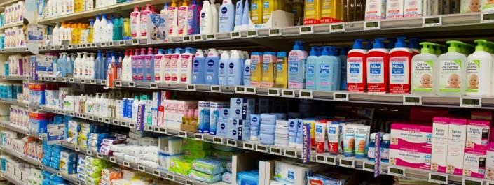 Aïn Defla: Importante saisie de produits cosmétiques impropres