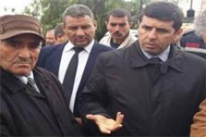 Bouira – Cherifi supervise sur le terrain le plan spécial intempéries «La mobilisation est totale !»