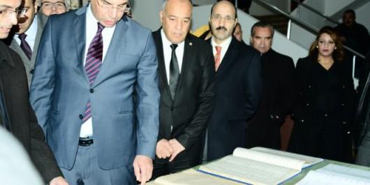 Journées d'information sur la commune d'Oran: Le wali inaugure l'événement