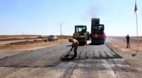 Point phare de la dynamique de développement à Djelfa: Dédoublement de la RN1