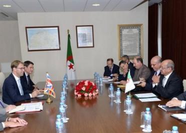 La volonté de renforcer les relations bilatérales entre Alger et Londres réaffirmée en 2016