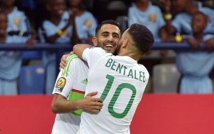 CAN 2017: Mahrez et M'Bolhi sauvent l'Algérie de la défaite face au Zimbabwe (2-2) (vidéo)