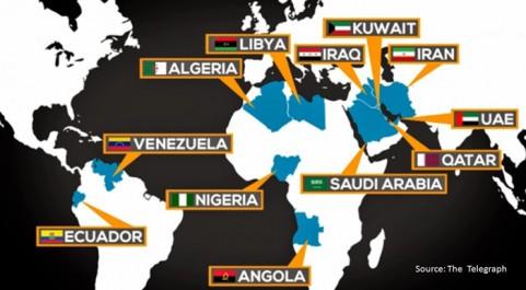 En dépit de l'arrivée du pétrole de schiste américain sur les marchés:  L'Opep restera un producteur pivot