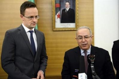 Algérie-Hongrie: volonté d'ouvrir de nouvelles perspectives de coopération