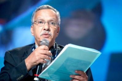 Kamel lahbib, membre du conseil international du forum social mondial : migrants au maghreb, sortir du terril du rejet, du racisme et de la stigmatisation