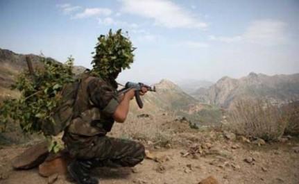 Lutte contre le terrorisme : Vingt huit bombes, un canon de fabrication artisanale et deux caches pour terroristes détruits à Aïn Defla et Bouira.