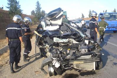 Sondage: le nouveau code de la route permettra-t-il de diminuer le nombre d'accidents de la route en Algérie ?