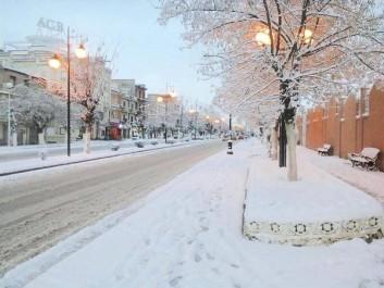 Froid, pluie et neige sévissent dans le monde: L'Algérie grelotte