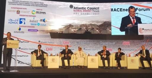 Opep: Boutarfa s'entretien à Abu Dhabi avec ses homologues saoudien, irakien et koweitien.