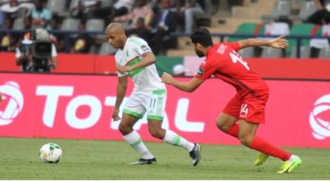 Brahimi out pour le match Algérie-Sénégal de ce soir