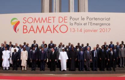 27e Sommet Afrique-France : adoption d'un plan global de lutte contre le terrorisme