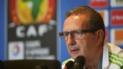 Georges Leekens : «Nous allons prendre très au sérieux le Zimbabwe».