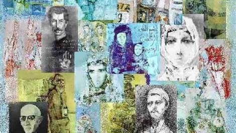 Une œuvre de Issiakhem remise au Musée des Beaux-arts d'Alger