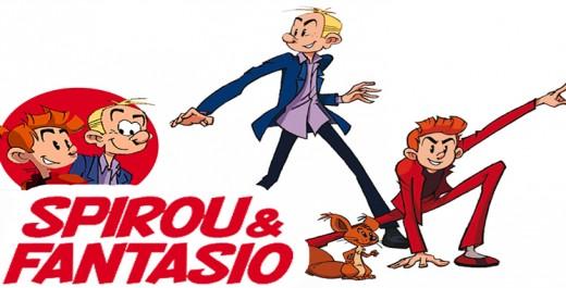 BD «Les aventures de Spirou et Fantasio » Elle sera adaptée au cinéma