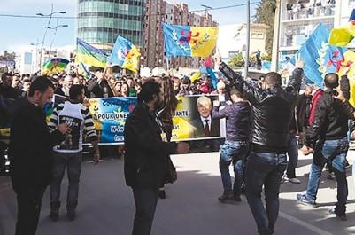 Célébration de Yennayer: Marches du MAK et des interpellations.
