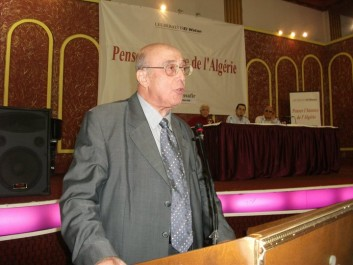 Constantine commémore le 5ème anniversaire de la mort d'Abdelhamid Mehri