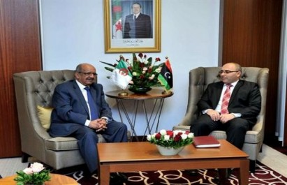 Messahel reçoit une délégation libyenne de la région de Misrata
