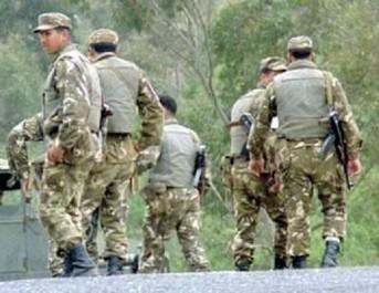 Laghouat et in guezzam: 4 terroristes neutralisés