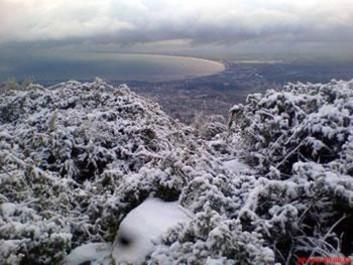 Annaba les monts de séraïdi : Tous Les monts de Séraïdi tous beaux tous blancs