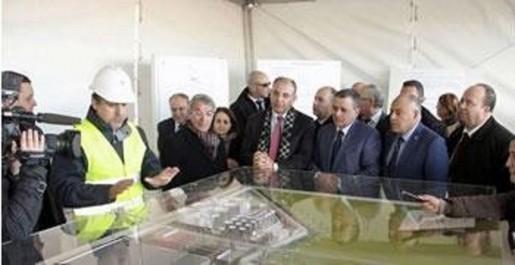 Usine SOVAC VW à Relizane: Oulmi accueille Bouchouareb sur le site