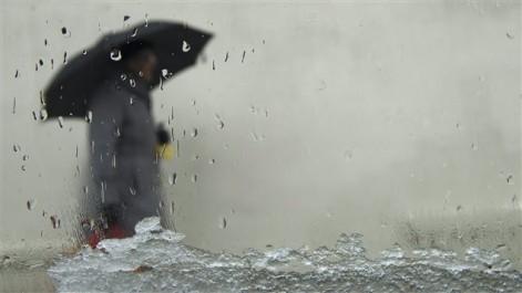 Alerte Météo: Pluie et neige sur les wilayas du Nord à partir de ce soir