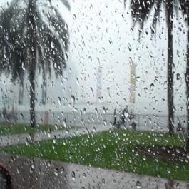 Alerte météo : Fortes averses de pluies à l'Est du pays
