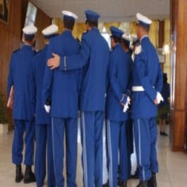 La police d'Alger en alerte