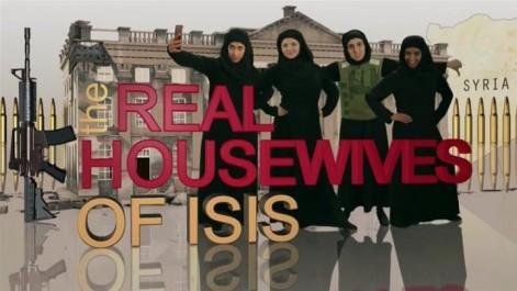 'Real Housewives of ISIS' : la parodie des femmes jihadistes de la BBC qui passe mal.