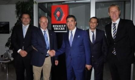 Usine Renault Trucks Algérie : Mercredi, pose de la première pierre