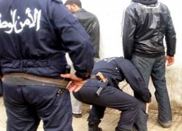 Souk Ahras: La police dresse son bilan.