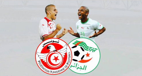 Algérie – Tunisie streaming live en direct 19 janvier à 17h00 – CAN 2017