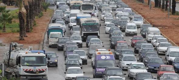 Alger: 80 milliards pour des travaux de rénovation routière.