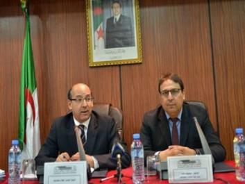 La dette externe de l'Algérie : Elle s'élevait à 307,48 millions de dollars