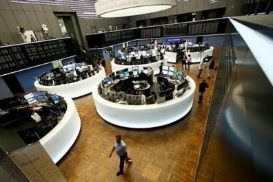 Bourses : Les places européennes en baisse à l'ouverture