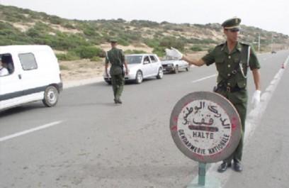 Intempéries à Boumerdès: Attention aux dérapages sur l'autoroute Est-Ouest au niveau de Bouzegza !