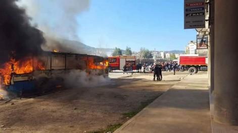 Les violences et les saccages à Béjaïa semblent l'en avoir dissuadée  Intersyndicale : vers le report du mouvement de protestation