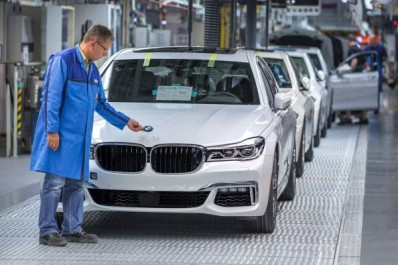 Vers l'implantation d'une usine BMW en Algérie ?