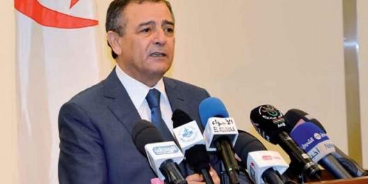 Coup de froid entre Bouchouareb et Tahkout