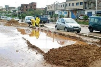 Hatatba (Tipasa): Des victimes d'inondations crient leur désarroi
